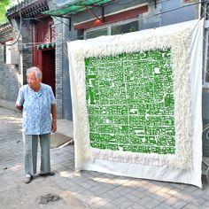 Dongsi Shi Tiao [Urban Carpet: Green] 2009