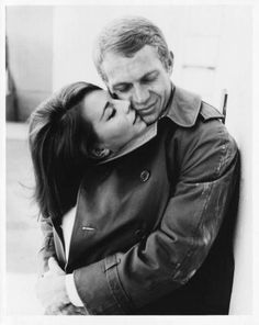 Steve Mc Queen & Natalie Wood