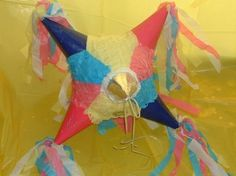 How to make your own star pinata