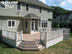 deck - stairs