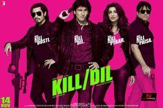 Kill Dill Bollywood Movie Gallery, Picture - Movie Stills, Photos