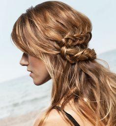 boho chic, hair colors, chic hairstyles, long hair, braids, wedding hairs, hair style, braided hairstyles, coiffur