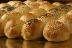 Recipe: Nigella Lawson's soft white dinner rolls || Photo: Jonathan Player for The New York Times