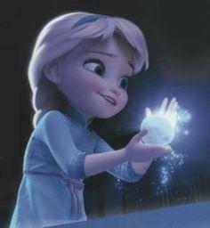 Baby Elsa!!