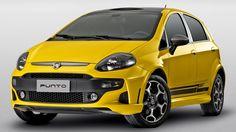 carro novo: Fiat Punto 2014