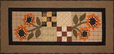 pattern, mug rugs