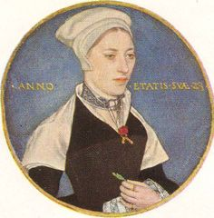 Upper-Middleclass woman c1540