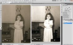 Restore old photos: how to rescue vintage prints and