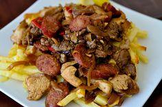 Chorrillana - Recetas de Cocina Tradicional Chilenas