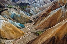 Colorful mountains by HelgaUrban on 500px