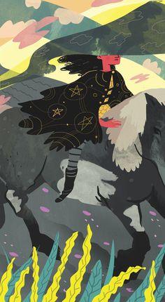 Design Work Life » Tarot, Mystics, and the Occult