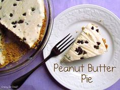 peanut butter pie that's ww friendly!