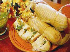 Hallaquitas de maiz