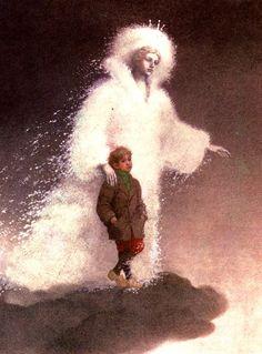 """The Snow Queen"" by Anastasia Arkhipova"