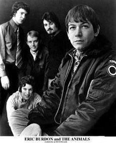 Ok...so if I was at my age in the 60's I'd date Eric Burdon but then marry Paul McCartney :)  Eric Burdon and The Animals