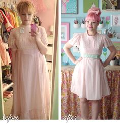 Scathingly Brilliant: look what I (sort of) made #5: bridesmaid gown restyle...inspiration