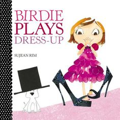 An adorable Birdie board book for younger readers!