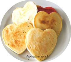 Inspirations by D: How to Make Heart Shaped Pancakes (Re-Post)