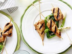 Paula's Top-Rated Chicken Kabobs #RecipeOfTheDay