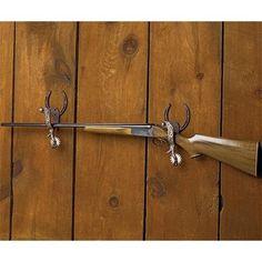 Horseshoe Spur Gun Holder