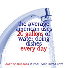 Quick Tips for Saving Water in the Kitchen