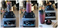 Ninja Ultima Review + Flu Fighting Smoothie Recipe