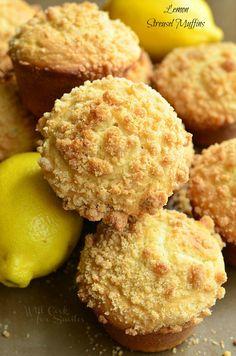 Lemon Streusel Muffi
