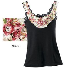 Rosebuds Top - New Age & Spiritual Gifts at Pyramid Collection