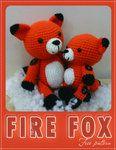 Firefox crochet _ free pattern by ~abaoabao on deviantART
