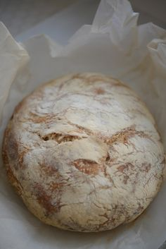 No Knead Bread