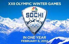 The 2014 Olympic Winter Games will begin in one year on February 6, 2014, in Sochi, Russia. Sochi is a resort city on the scenic shores of the Black Sea. Mountains form the backdrop on one side and the Black Sea on the other. The mountains are spectacular and have a look that is distinct from the Alps or the Rockies. There are steep, dramatic rises, and there has been plenty of snow for the ongoing test events. The Sochi Olympics will have a compelling mountain setting.