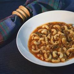 Classic Goulash Allrecipes.com