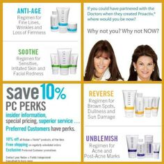 Become a preferred customer!  www.jenconrad.myrandf.com
