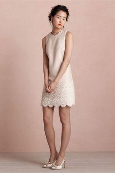 Chrysanthemum Shift in SHOP Bridesmaids & Partygoers Dresses at BHLDN