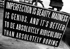 imPERFECTion
