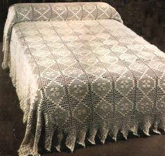 Colchas - Claudia - Picasa-Webalben picasawebalben, comfort, coperta, claudia, heegeldamin, beauti, colcha, tejido, cama