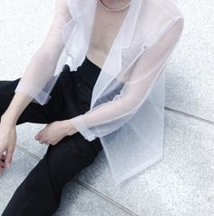 — Sandpaper blazer