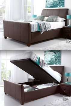 Kaydian Allendale Ottoman Bed (Totally jealous of our UK readers now....)