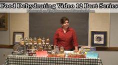 The Homestead Survival | Food Dehydrating Video 12 Part Series | Homesteading - Emergency Preparedness - SHTF - Knowledge - Food Storage