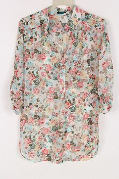 Charlene Shirt in Ivory//