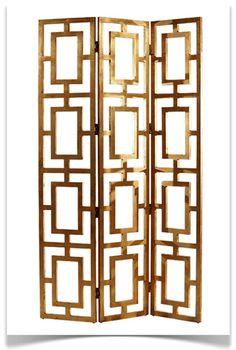 brass screen