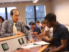 Students in computer information systems use technology to solve business problems.
