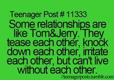 relationship, teenag post, funni, true, quot, teenager posts