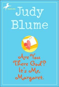 Judy Blume Books. I think I read them all.