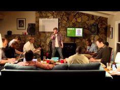 """ESPN """"Fantasy Football"""" Commercial"""