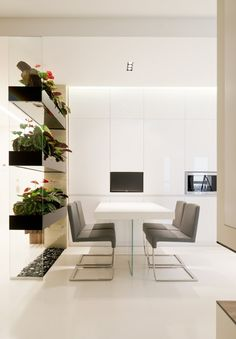 Moscow Apartment by SL*Project