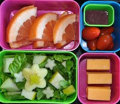 Lunch box ideas for
