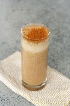 Vanilla Banana Chai Smoothie