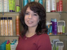 Maria Kauffman Owner/ Stylist  Dynamique` Designs Salon & Spa  803 W. Main St. Trappe Pa. 19426  610-489-3010