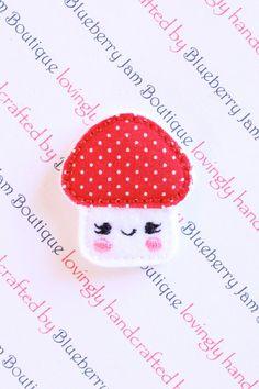kawaii mushroom, mushroom white